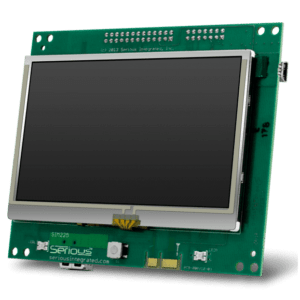 SIM225 Resistive (front right)